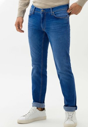 CHUCK - Jean slim - electric blue used