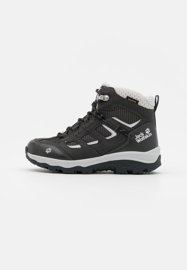 VOJO TEXAPORE MID UNISEX - Trekingové boty - phantom/light grey