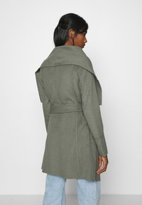 Forever New - WILLOW WRAP COATS - Classic coat - green - 2
