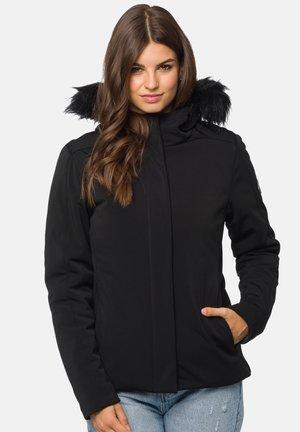 LAMAR - Winter jacket - black