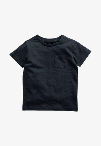 SHORT SLEEVE - T-shirt basic - dark blue