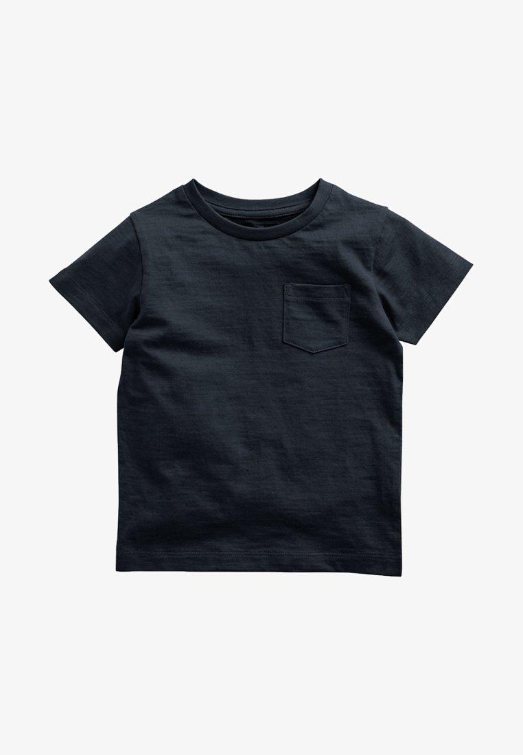 Next - SHORT SLEEVE - Basic T-shirt - dark blue