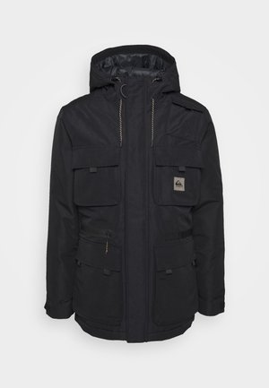 NORTHERN EDGE - Winter jacket - black