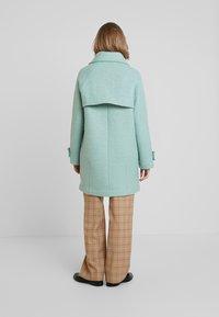 KIOMI - Classic coat - mint - 2