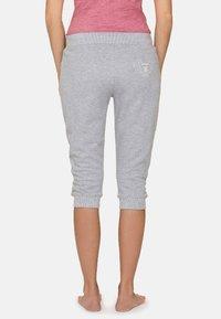Stockerpoint - ASHLEY - Trousers - grey - 2