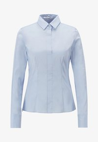 BOSS - BASHINA - Button-down blouse - light blue - 3