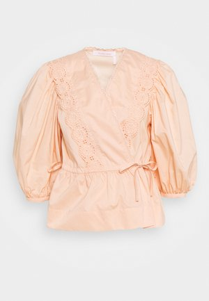 Blouse - perfect peach