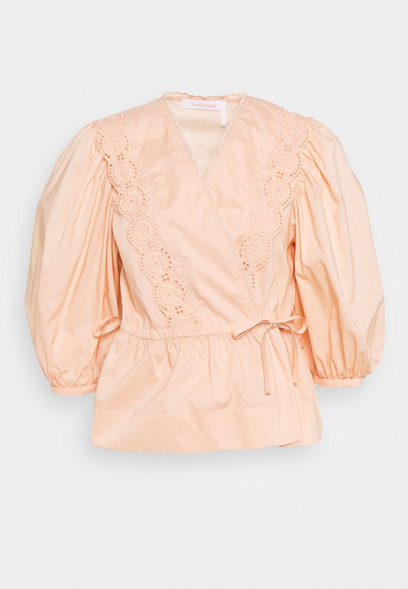 See by Chloé - Blouse - perfect peach