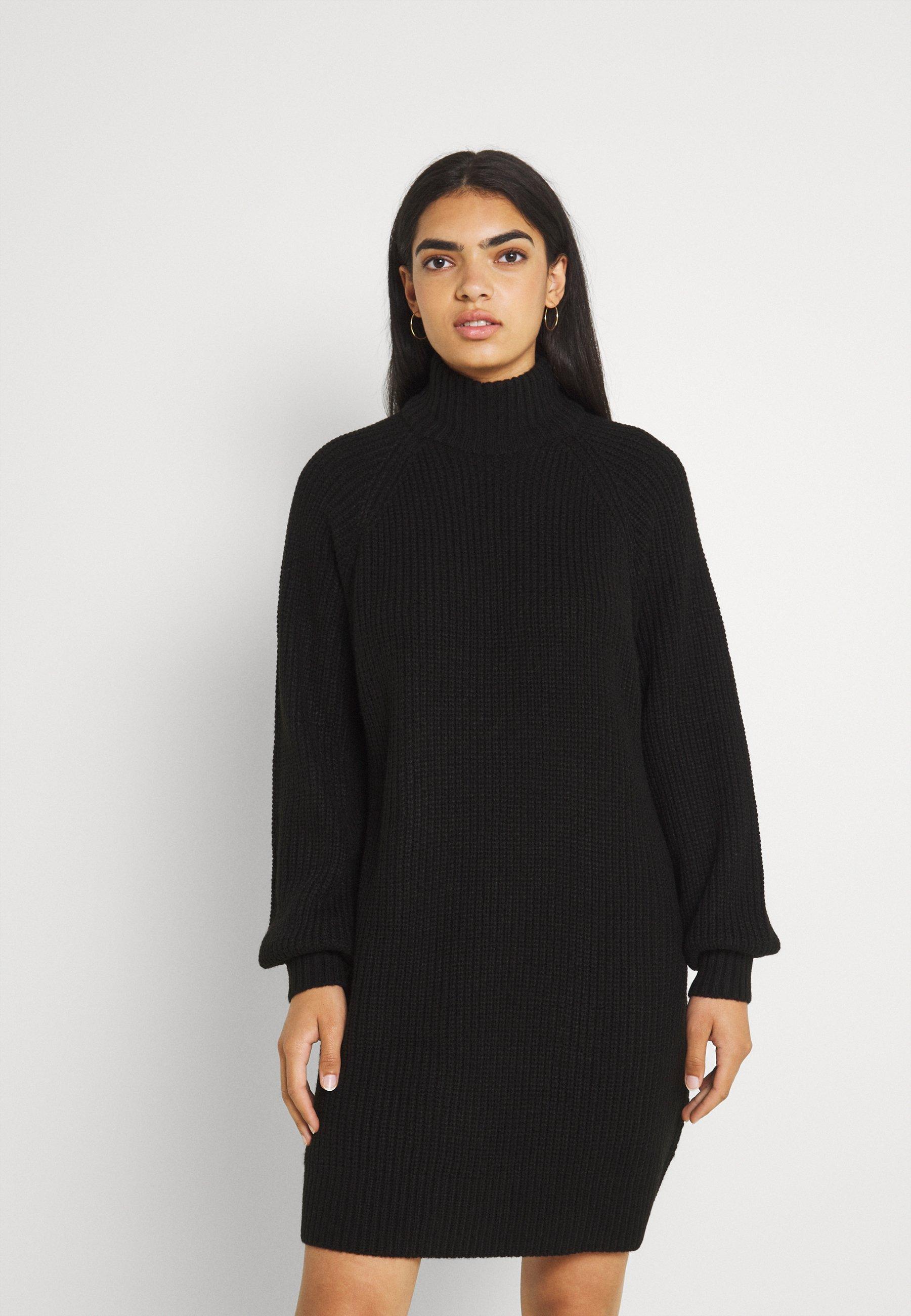 Mujer NMTIMMY DRESS - Vestido de punto