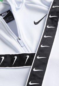 Nike Sportswear - HOODY TAPE - Hoodie met rits - grey - 3