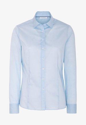 MODERN CLASSIC - Button-down blouse - sky blue