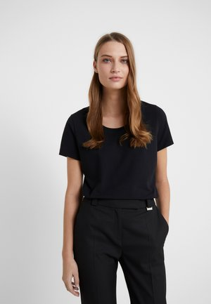 ELLAMINE - Basic T-shirt - black