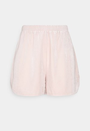 VIVELVETTA - Shorts - peach blush