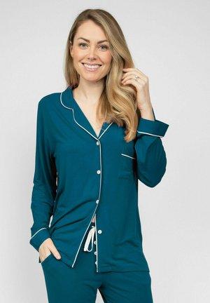 Pyjamashirt - teal
