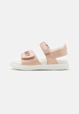 Sandals - nude/powder pink