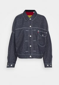 Levi's® - MINER TYPE - Denim jacket - celebration rinse - 4