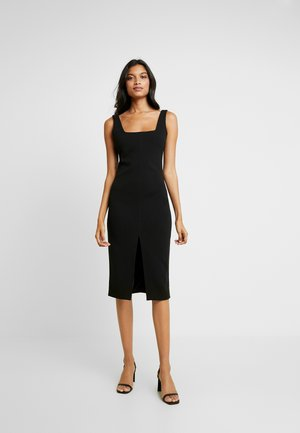 THE COMPROMISE DRESS - Day dress - black
