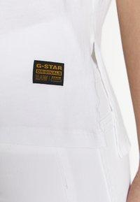 G-Star - CORE OVVELA - Print T-shirt - white - 4