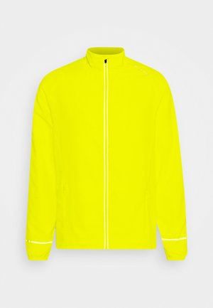 LESSEND JACKET - Sports jacket - safety yello