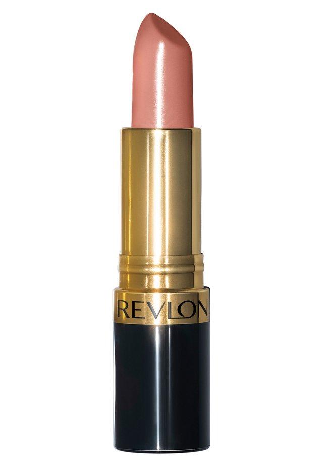 SUPER LUSTROUS MATTE LIPSTICK - Lipstick - N°044 bare affair
