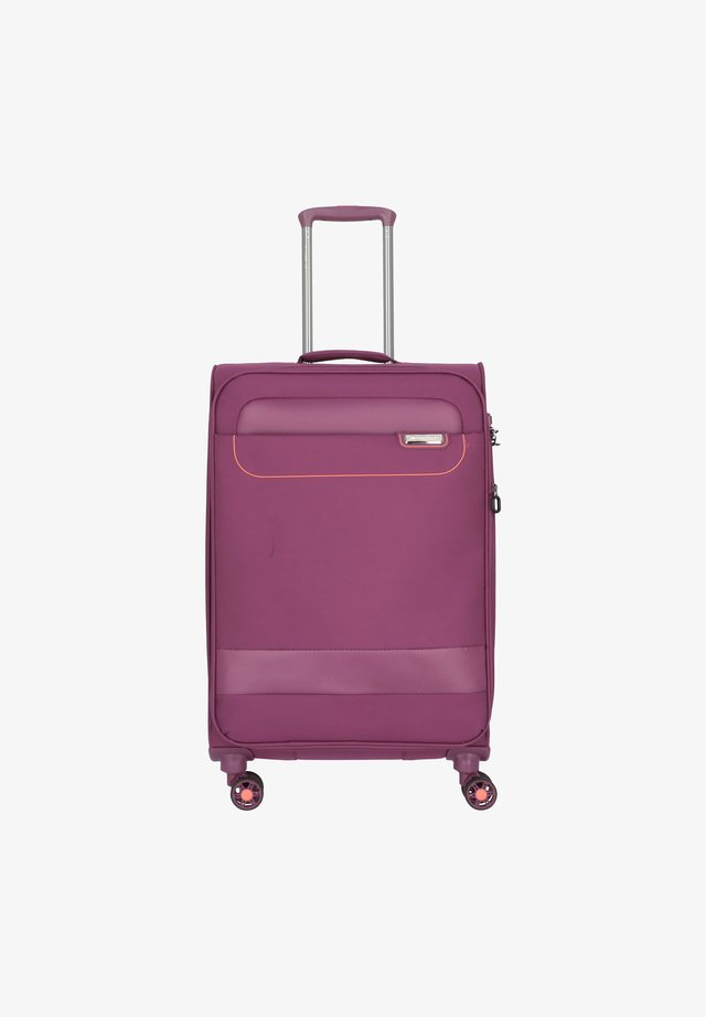 TOURER  - Trolley - aubergine / orange