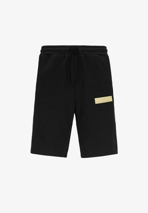 HEADLO BATCH Z - Tracksuit bottoms - black