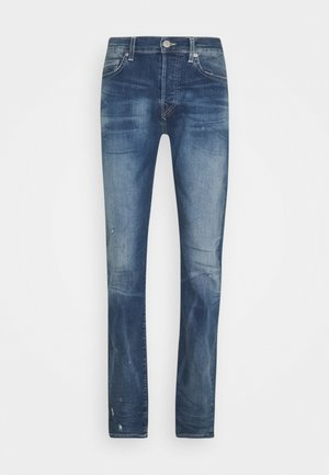 ROCCO LIGHT USED - Vaqueros slim fit - blue
