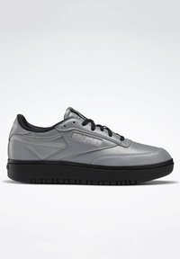 Reebok Classic - CLUB C DOUBLE - Trainers - silver - 4