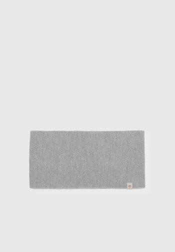 TUPIE NECK TUBE UNISEX - Snood - light grey