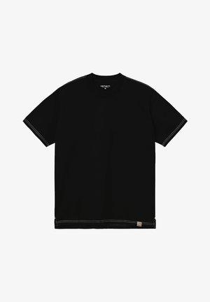 NEBRASKA - Basic T-shirt - black