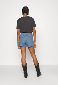 Levi's® - HIGH LOOSE - Short en jean - blue denim - 2