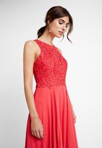 Luxuar Fashion - Gallakjole - coralle - 4