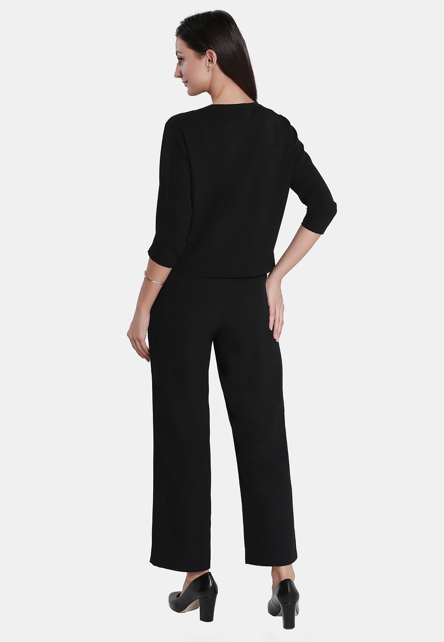 Best Place Women's Clothing usha Cardigan black djaApIS79
