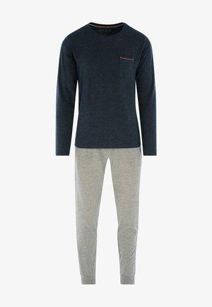 HERREN  - Pyjama - blue