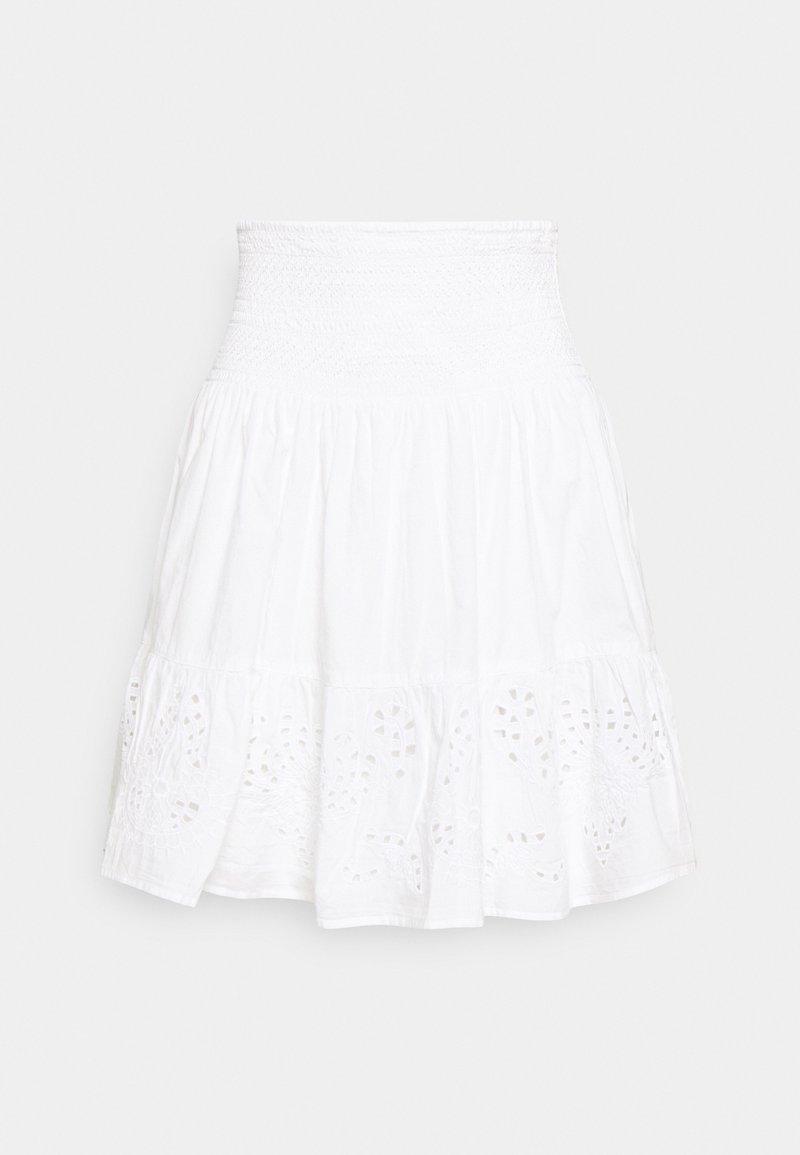 Lauren Ralph Lauren - JANNITA - A-line skirt - white