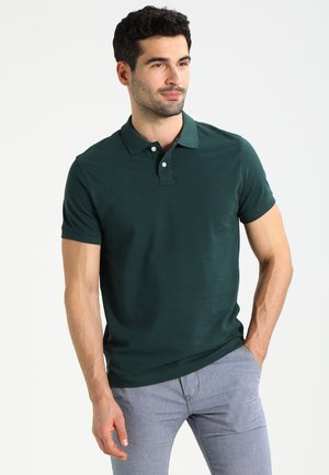 Poloshirts - dark green
