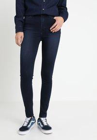 Lee - Jeans Skinny Fit - dark-blue denim - 0