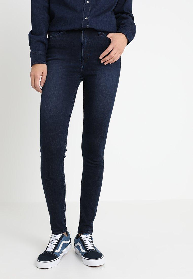 Lee - Jeans Skinny Fit - dark-blue denim