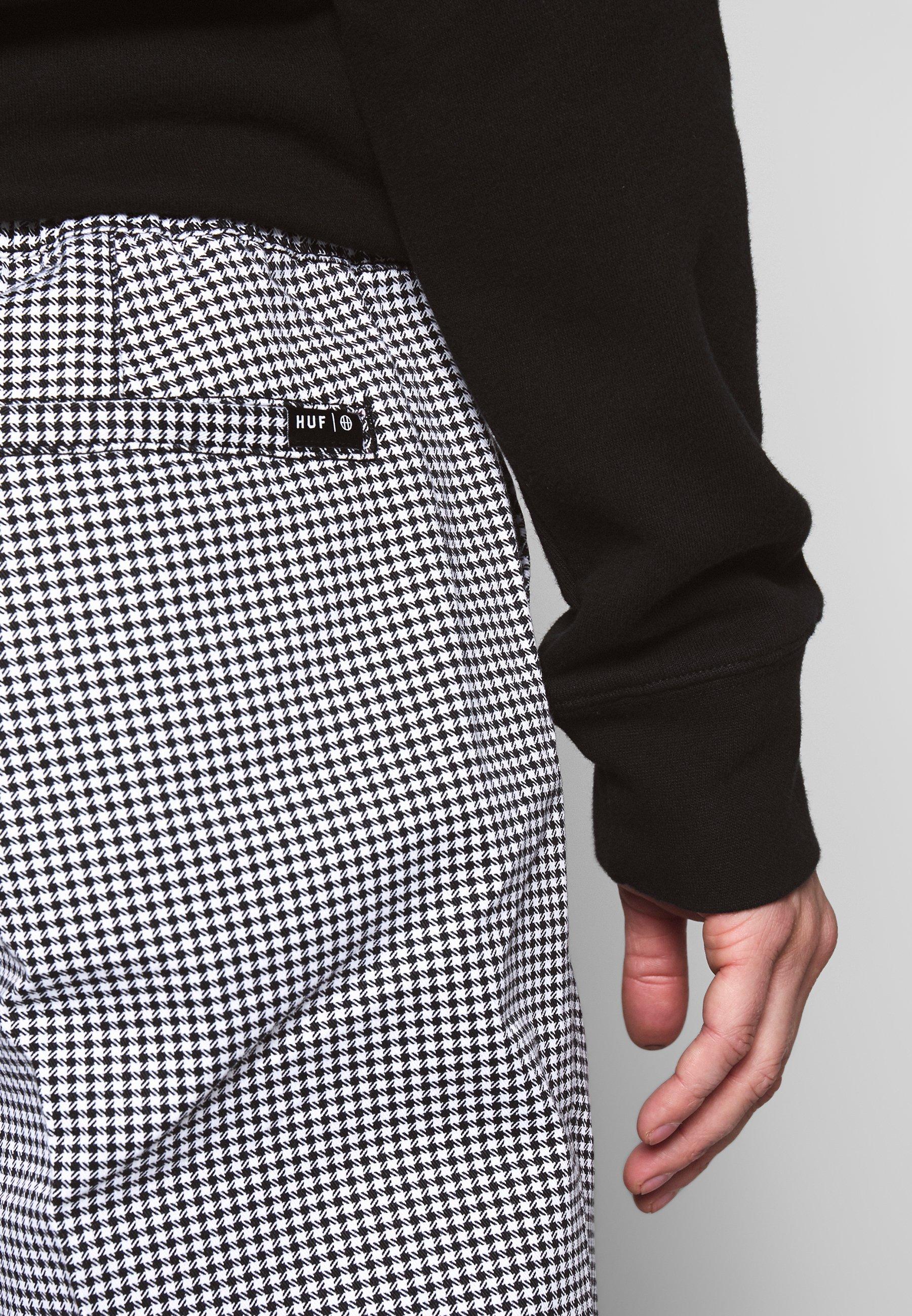 HUF EASY WORK PANT - Pantalon classique - white