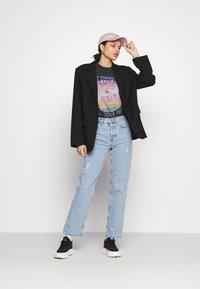 Cotton On - CLASSIC LED ZEPPELIN - Camiseta estampada - washed black - 1