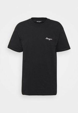 CALIBRATE - Print T-shirt - black