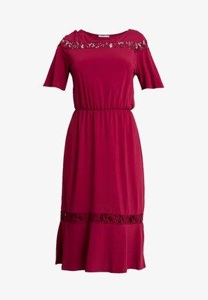 Jerseykjoler - beet red