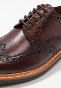 Grenson - ARCHIE - Lace-ups - brown - 5