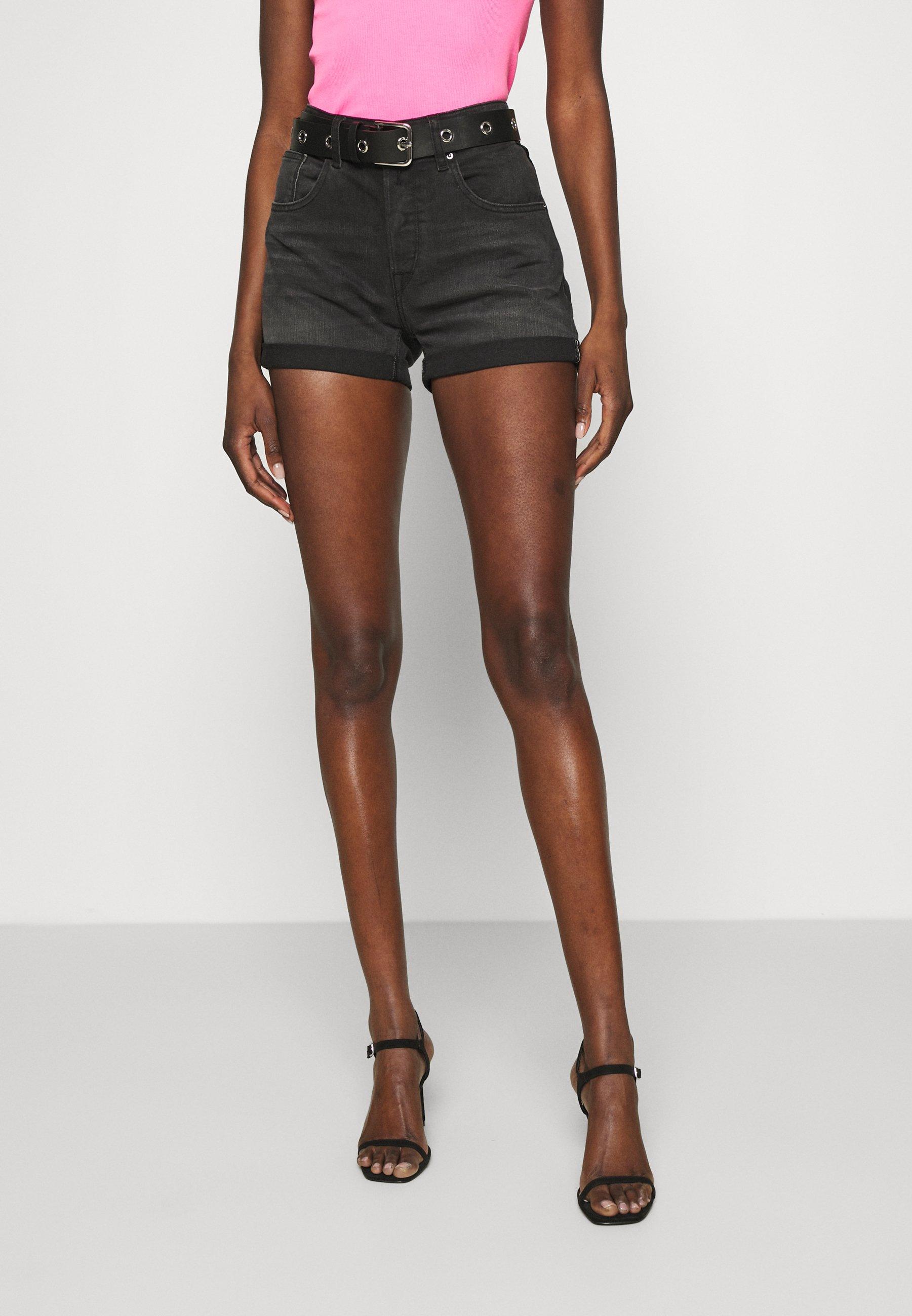Women ANYTA - Denim shorts