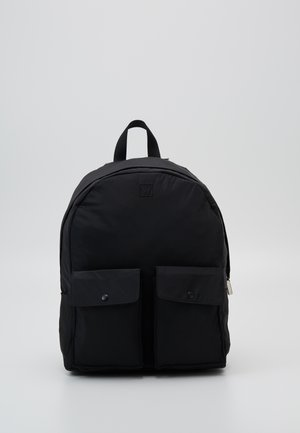 TRAVEL BACKPACK - Reppu - black