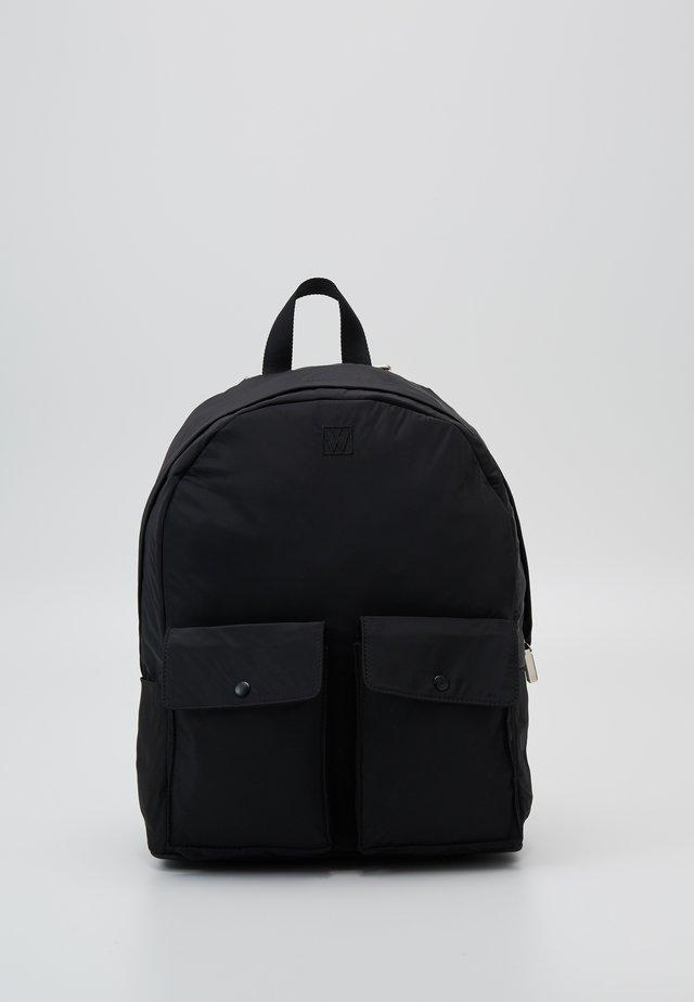 TRAVEL BACKPACK - Zaino - black
