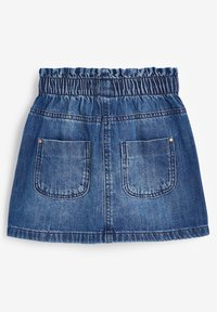 Next - Denim skirt - blue denim - 2