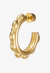 POPPY EARRING - Earrings - gold-coloured