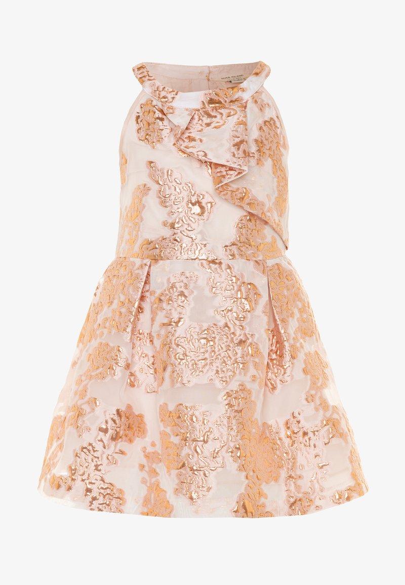 River Island - Cocktailkleid/festliches Kleid - rose gold