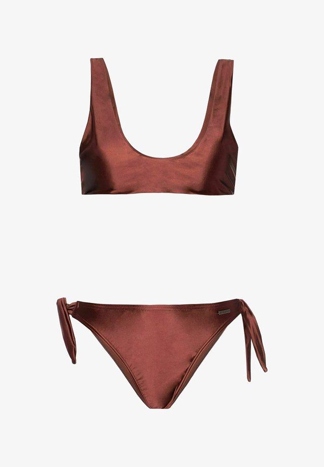 AZRA SET - Bikini - clay
